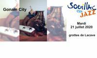 Evenement Turenne Gonam City - Souillac en Jazz