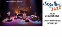 Evenement Pinsac Edouard Ferlet Quartet Altérité- Souillac en Jazz