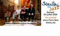 Evenement Turenne Daniel Erdmann's Velvet Revolution feat, Théo Ceccaldi et Jym Hart- Souillac en Jazz