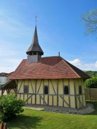 Idée de Sortie Ville sur Terre Chapelle Saint-Jean de Soulaines-Dhuys