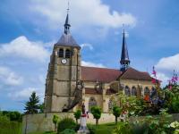 Idée de Sortie Soulaines Dhuys Eglise Saint-Laurent et Saint-Jean-Baptiste de Soulaines-Dhuys