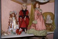 Idée de Sortie Sainte Eulalie d'Eymet Musée des poupées classiques, historiques et folkloriques