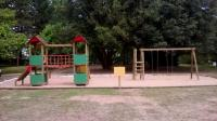Idée de Sortie Saint Étienne de Puycorbier Aire de jeux du Parc Voulgre
