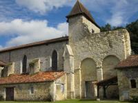 Idée de Sortie Saint Front de Pradoux Site de l'église - expositions Sourzac