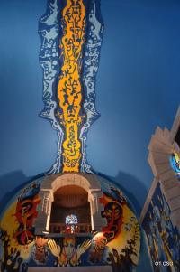 Idée de Sortie Lavaveix les Mines Visite de nuit de l'église de Sous-Parsat
