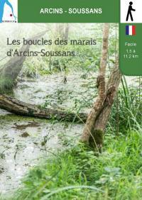 Les boucles des marais d´Arcins-Soussans Moulis en Médoc