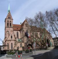 Idée de Sortie Strasbourg Eglise protestante Saint-Pierre-le-Jeune