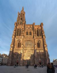 Idée de Sortie Strasbourg La cathédrale Notre-Dame