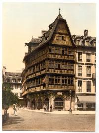 Idée de Sortie Strasbourg La Maison Kammerzell