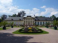 Le parc de l´Orangerie Strasbourg