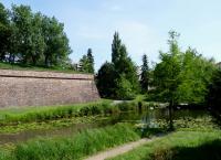 Le parc de la Citadelle Strasbourg