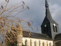 Idée de Sortie Ménil Lépinois Eglise Saint-Pierre Saint-Paul de Tagnon