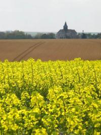 Idée de Sortie Bergnicourt TAGNON, Village Fleuri 1 Fleur