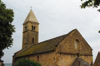 Idée de Sortie Saône et Loire Eglise Sainte-Marie-Madeleine de Taizé