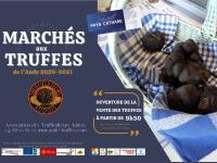 Evenement Mouthoumet MARCHÉ AUX TRUFFES DE L'AUDE