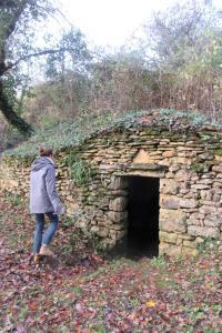 Idée de Sortie Tamniès Boucle de la Fontaine des graves: sentier de la Gargagnasse
