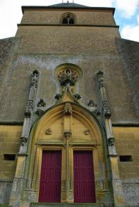 Idée de Sortie Germont Eglise Saint-Martin