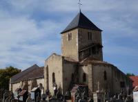 Idée de Sortie Saint Marcel en Murat Église Saint-Marien