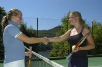 Idée de Sortie Sainte Geneviève sur Argence Tennis - AIROTEL Camping la Source