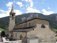 Idée de Sortie Savoie Eglise  de Notre-Dame de l'Assomption - Termignon : en accès libre