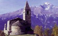 Idée de Sortie Savoie Eglise de Saint-Pierre d'Extravache