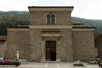 Idée de Sortie Savoie Eglise Notre-Dame de l'Assomption - Lanslebourg : En accès libre