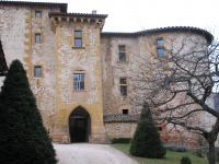 Idée de Sortie Rhône Château de Rapetour