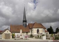 Idée de Sortie Rouilly Saint Loup Eglise Saint-Léon