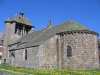 Idée de Sortie Narnhac Eglise de Thérondels