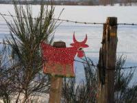 Idée de Sortie Narnhac Sentier de l'imaginaire : circuit et le paysan créa la prairie