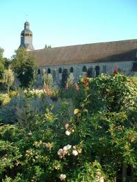 Idée de Sortie Eure et Loir Eglise abbatiale de Thiron-Gardais
