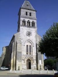 Idée de Sortie Nantheuil Eglise Notre Dame