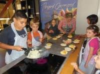 Idée de Sortie Nantheuil Ateliers Pt'its chefs  7-12 ans