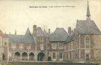 Idée de Sortie Yonne Château de Fleurigny