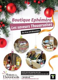 Magasin Poitou Charentes Boutique Ephémère Les Saveurs Thouarsaises