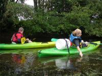 Evenement Aunay sur Odon Balade en kayak en Suisse Normande