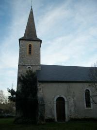 Idée de Sortie Hautes Pyrénées EGLISE JAUNAC