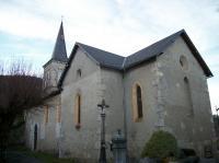 Idée de Sortie Hautes Pyrénées EGLISE TIBIRAN