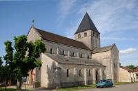 Idée de Sortie Is sur Tille Église Saint-Florent
