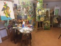Idée de Sortie Ballay Galerie du Café d'Antan