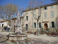 Idée de Sortie La Roque d'Anthéron Topo 13 : Chaîne des Côtes : La Roque d'Antheron - Vallons de la Baume et de Castellas