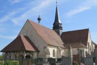 Idée de Sortie Montgueux Eglise Saint-Denis