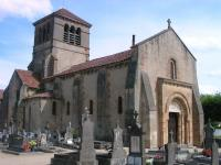 Idée de Sortie Bressolles Église Sainte-Marthe