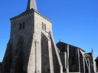 Idée de Sortie Boussac Visite accompagnée de Toulx Sainte Croix