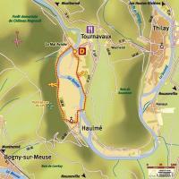 Idée de Sortie Thilay Balade à pied: La plaine de Tournavaux