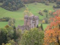 Idée de Sortie Cantal Château d'Anjony