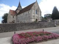 Idée de Sortie Orne Eglise Notre-Dame d'Autheuil