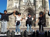 Idée de Sortie Tours Gyroway, balades en gyropodes tout-terrain en Val de Loire