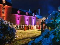 Idée de Sortie Saint Glen Château de la Touche