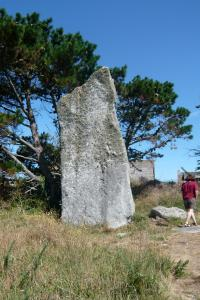 Idée de Sortie Finistère Menhir du Reun